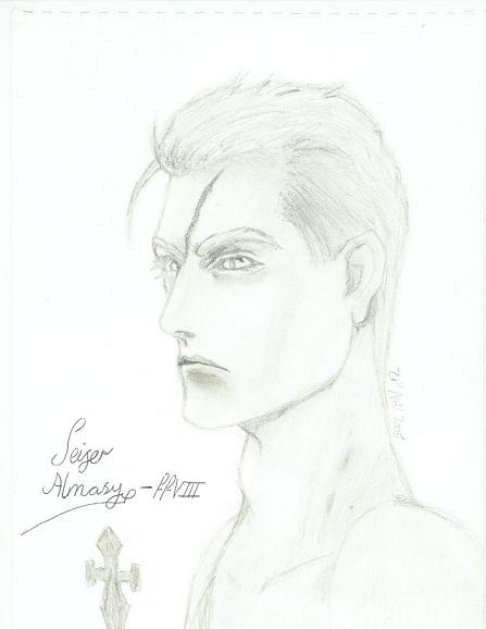 Seifer Almasy FFVIII by DarkBaralai