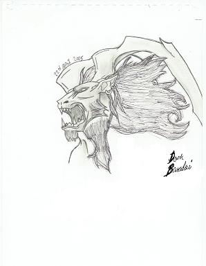 Ifrit VIII by DarkBaralai