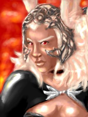 Fran by DarkDragonMaster