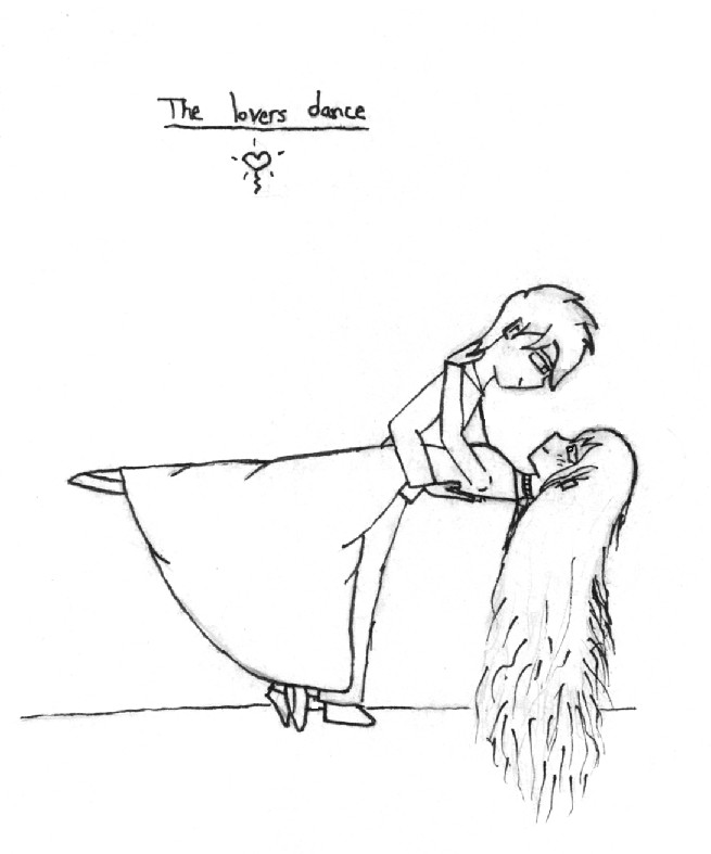 The Lovers Dance by DarkSoulEmperess