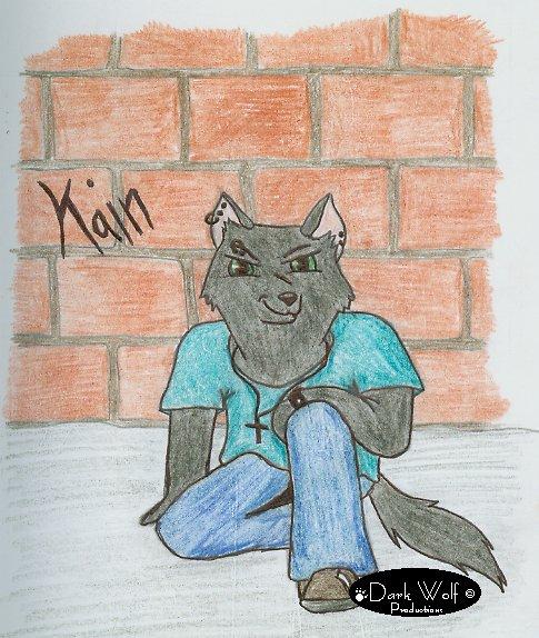 Kain by DarkWolf