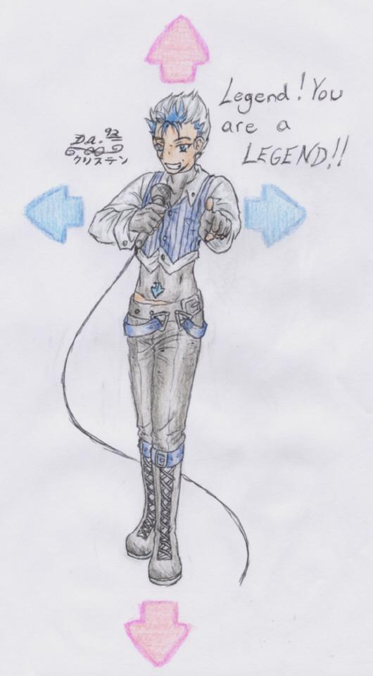 mister announcer man by Dark_Assassin92