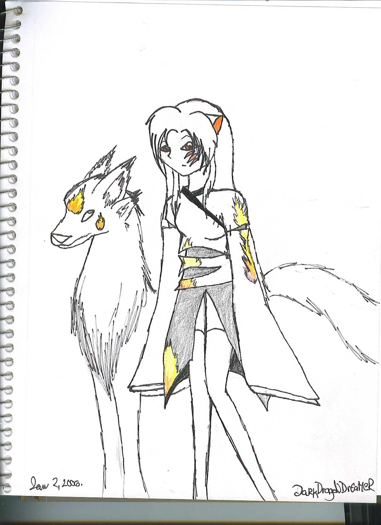 um...my other Inu Character...^^ by Dark_Dragon_Dreamer