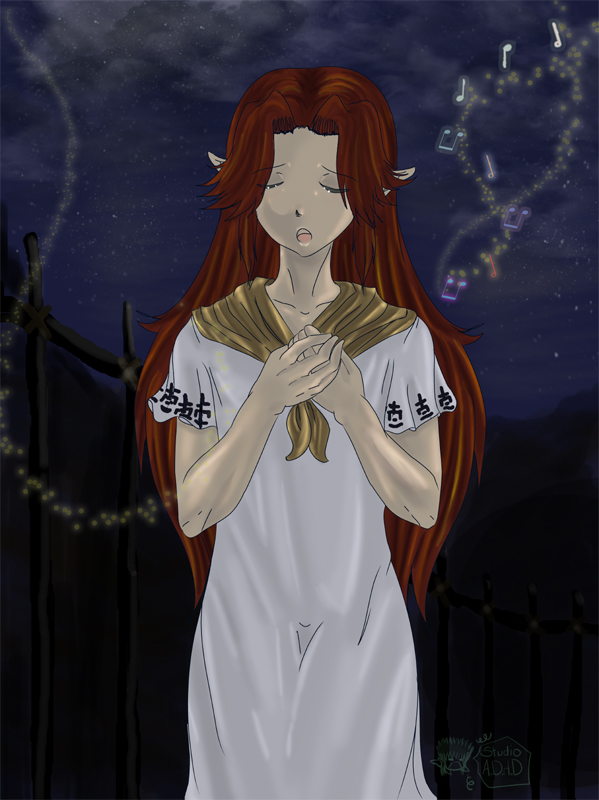 OoT Malon by Dark_Mistress_666