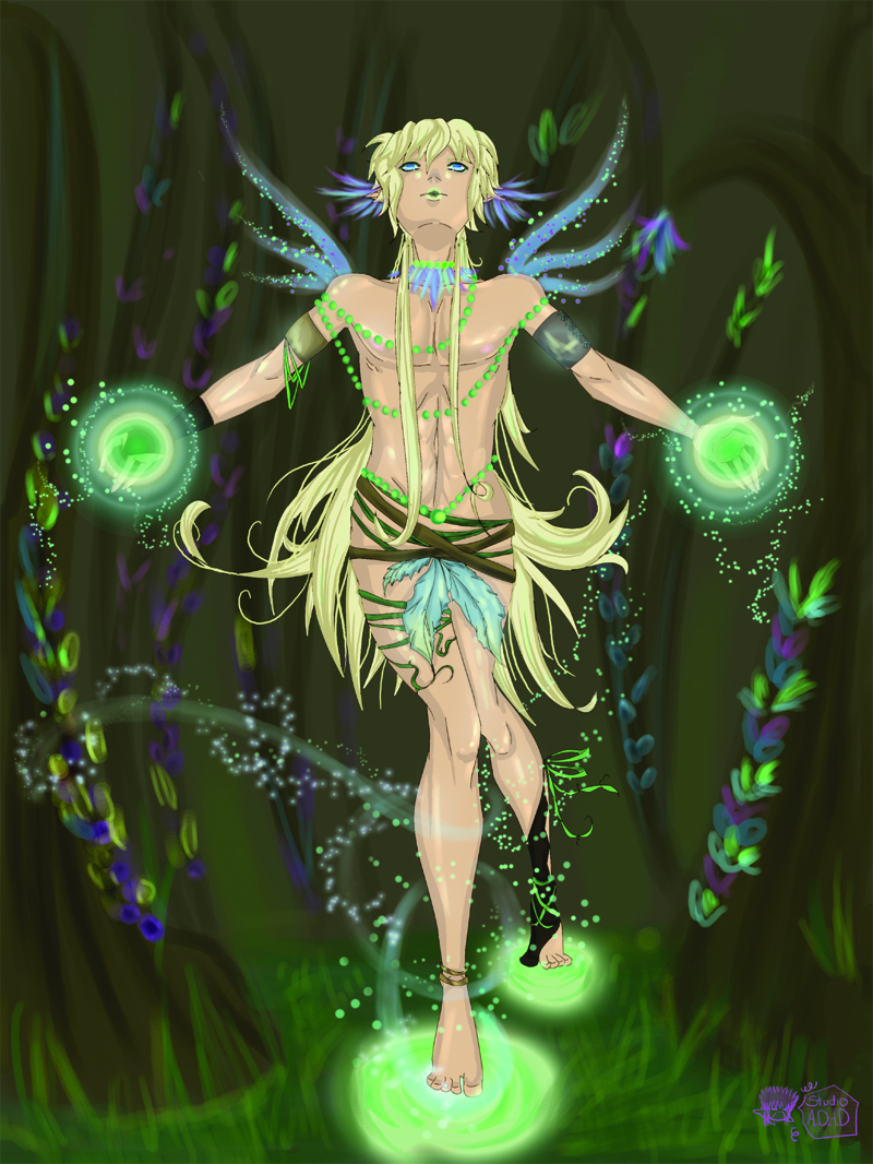 Ionis spirit calling by Dark_Mistress_666