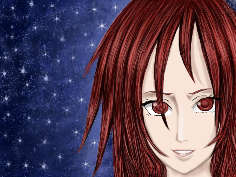 Karin by DarknessEternity1027