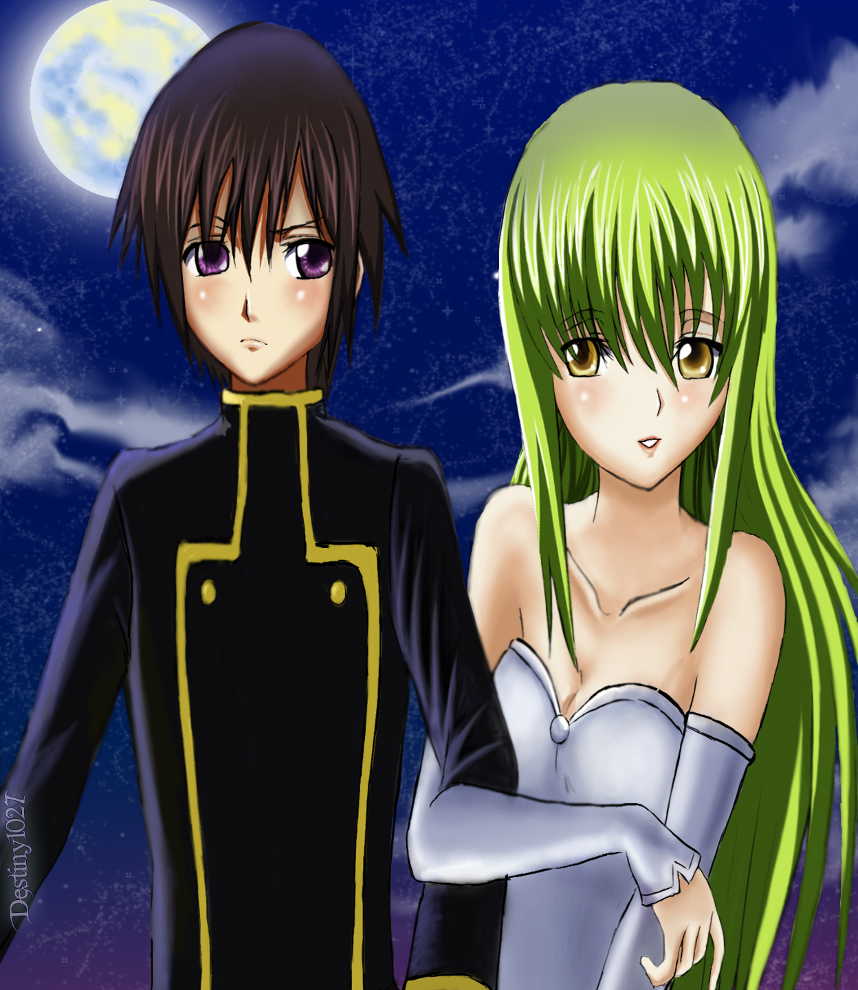 Code Geass by DarknessEternity1027