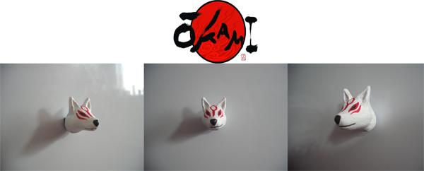 Amaterasu Magnet by Darkpheonixchild