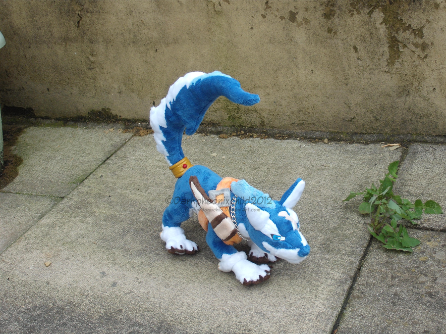 ToV Repede plush by Darkpheonixchild