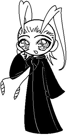chibi Larxene by Darksun