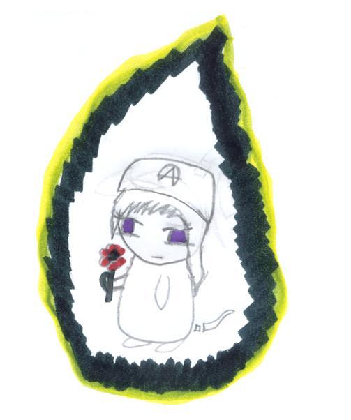 Cutie demon by Death-Sketcher