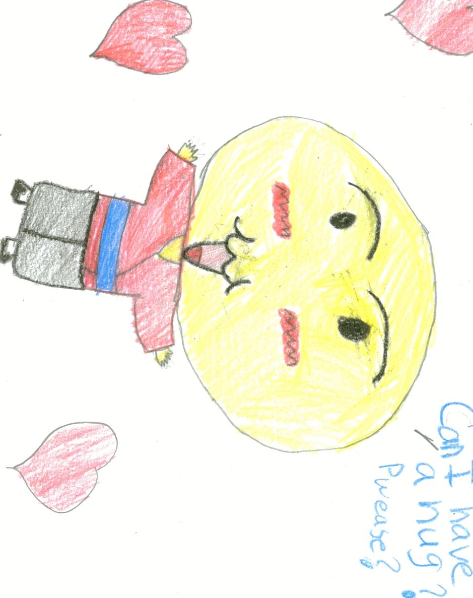 Omi wants a hug! by DeathNinja919