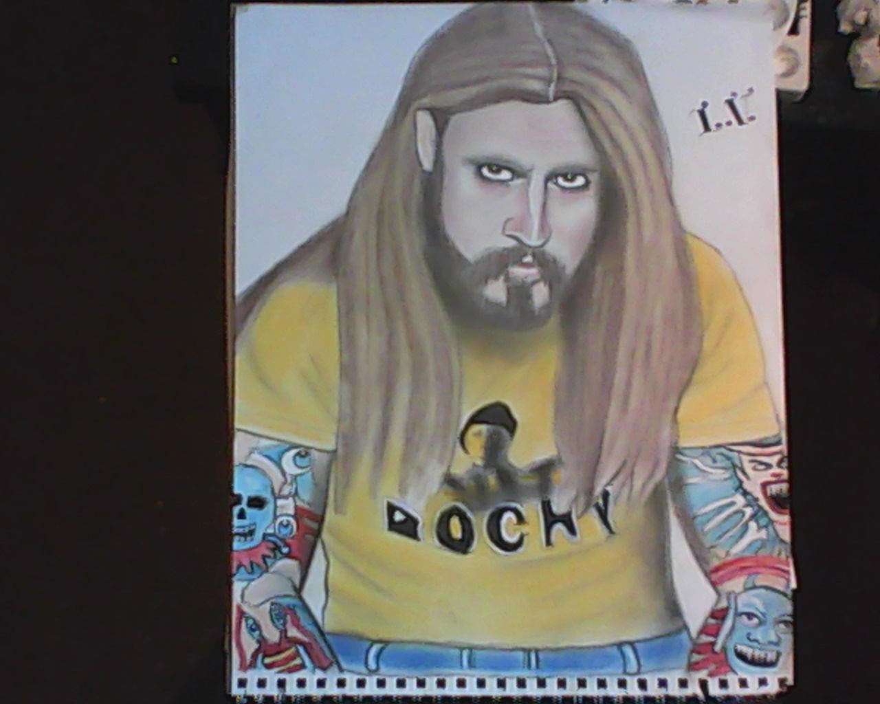 Rob Zombie by Delilah5