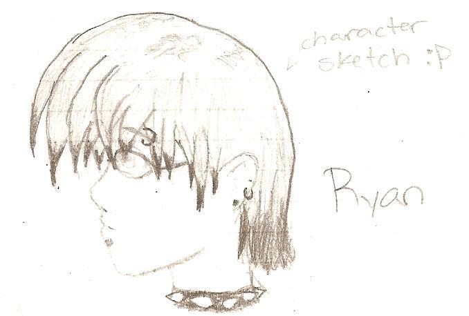 Ryan profile #1 by Derufin