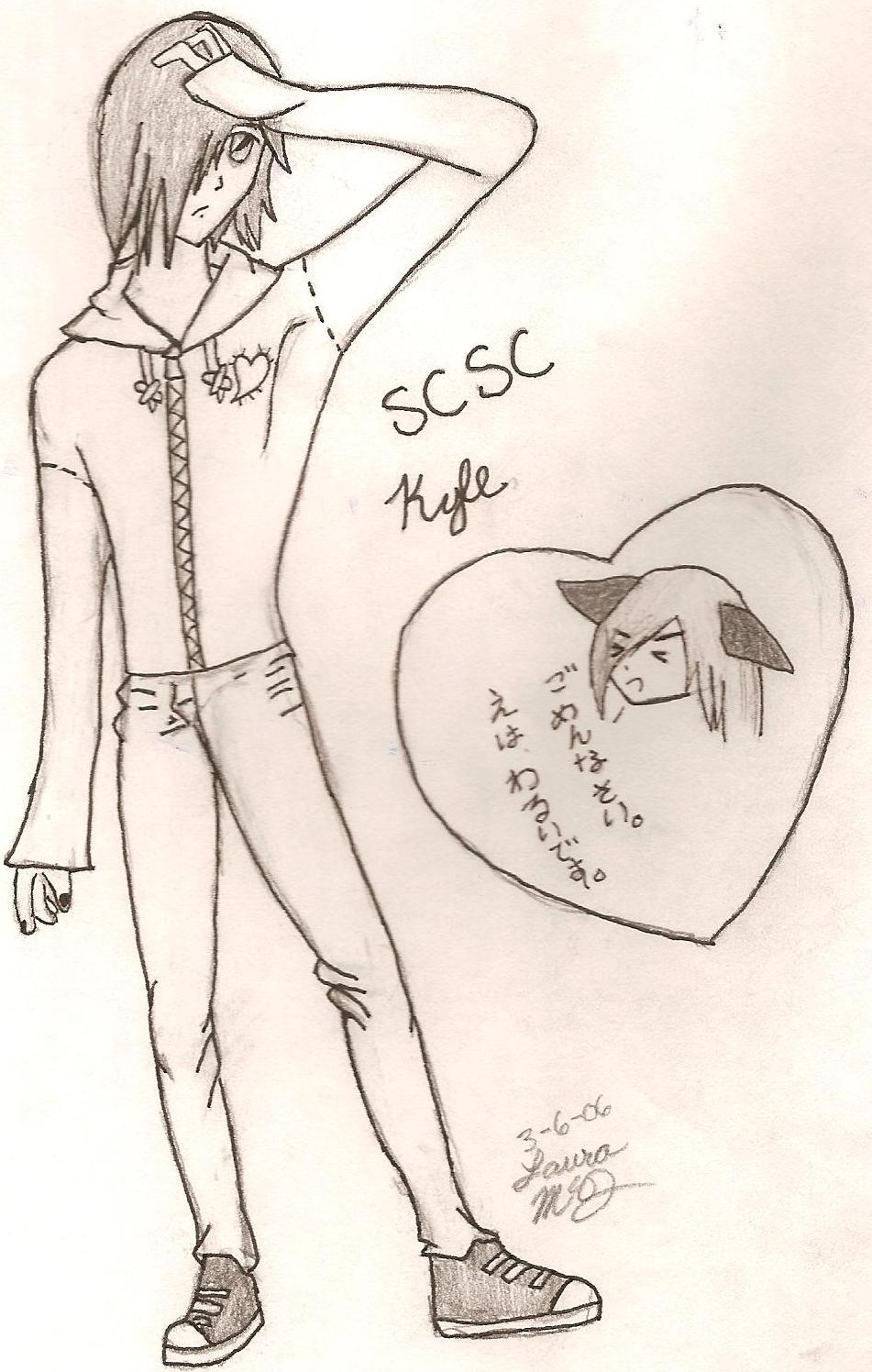 SCSC-Kyle by Derufin