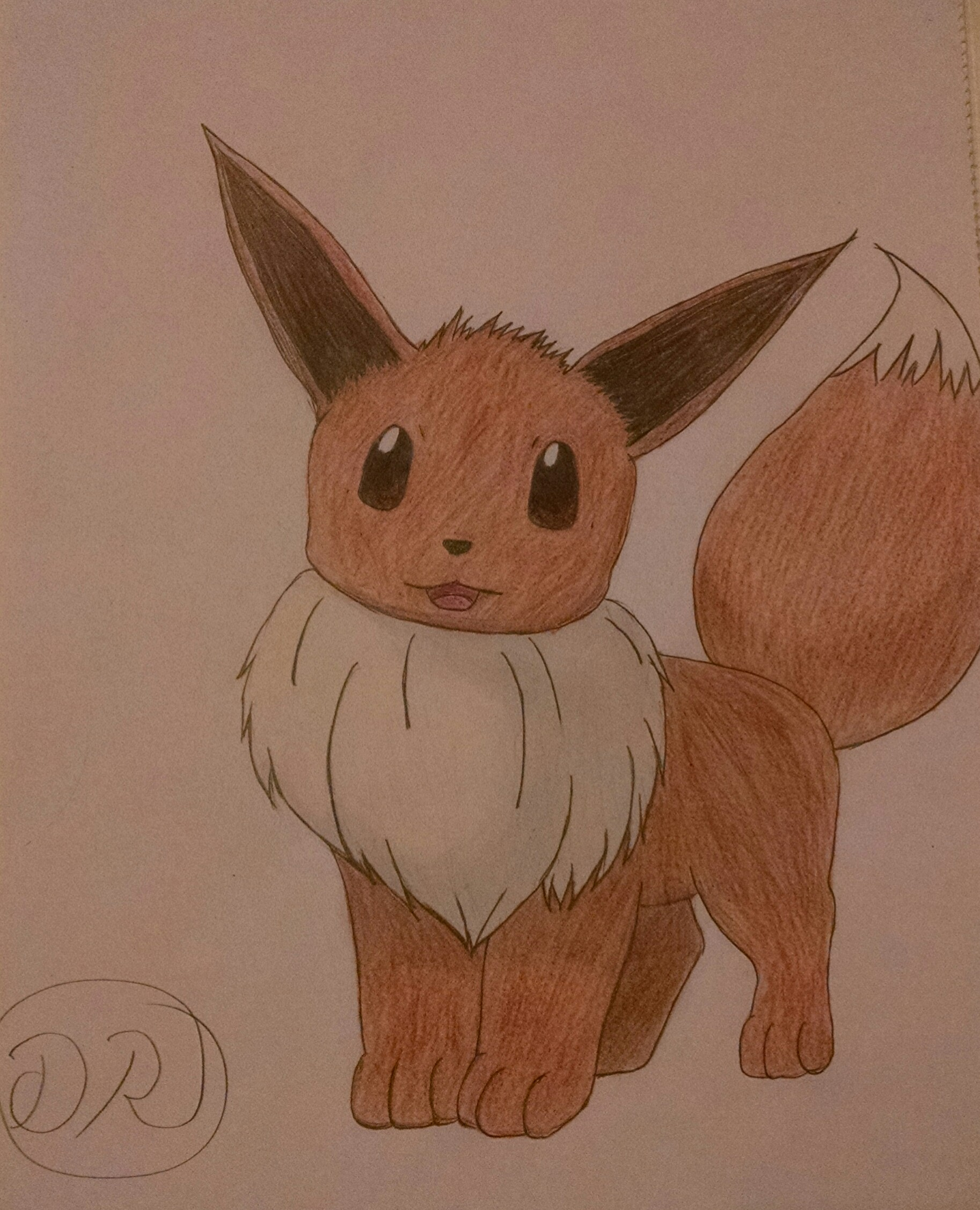 Eevee by DestinyRider