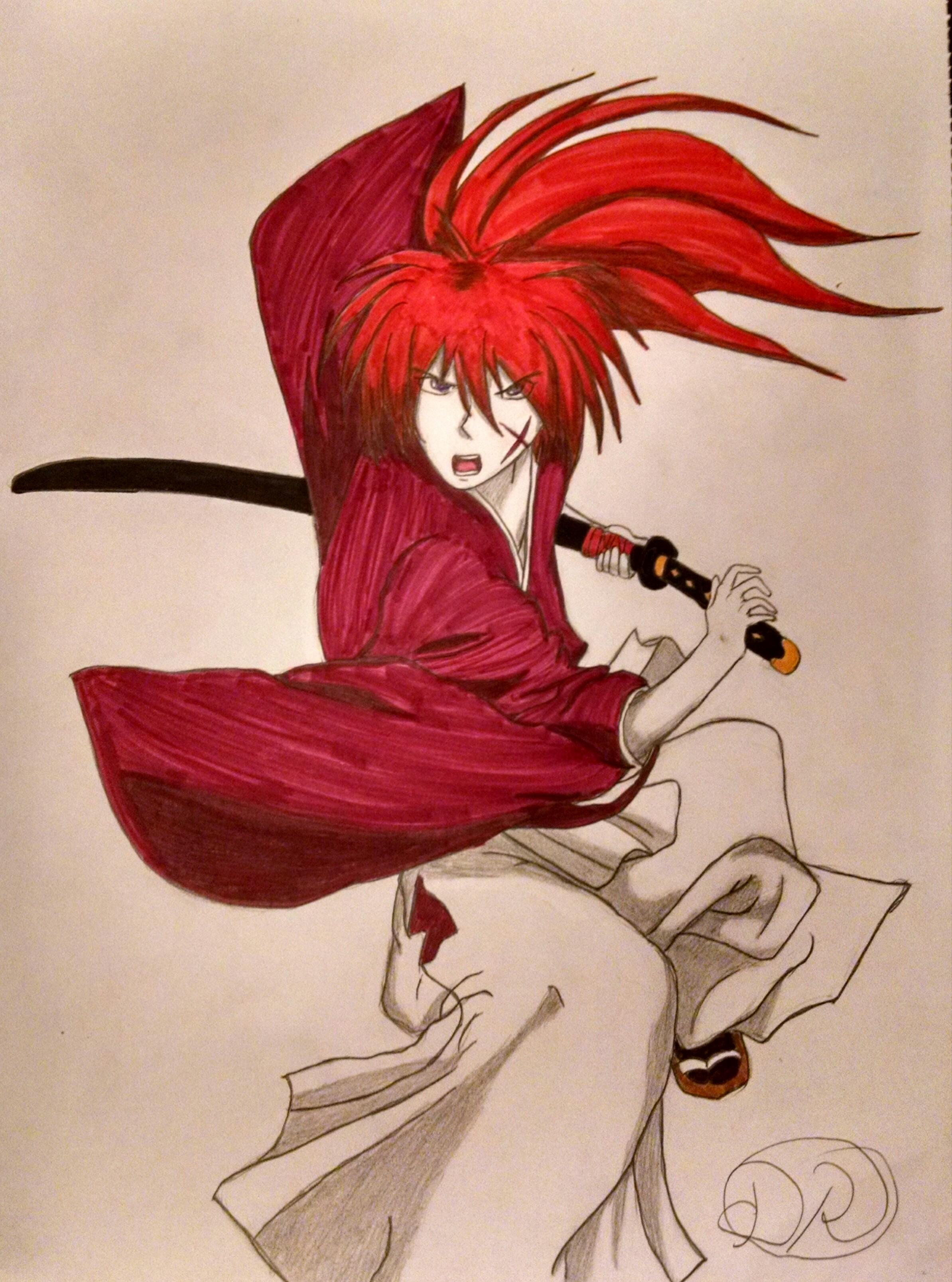 Kenshin by DestinyRider