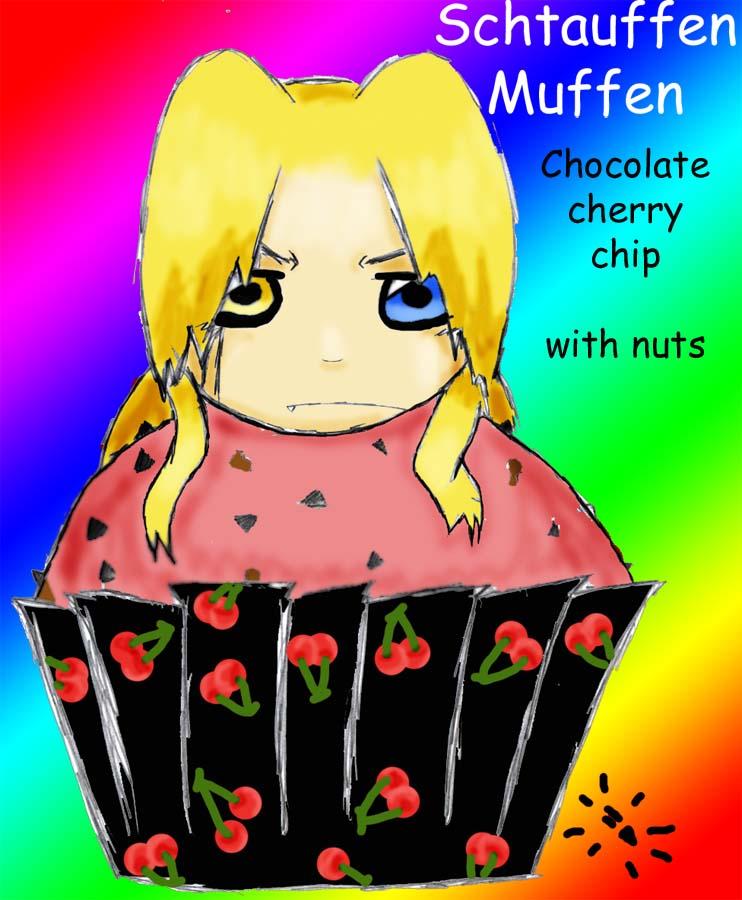 schtauffen muffin by Deus