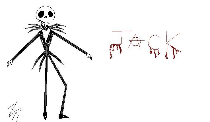 jack bone daddy by DevilzMoon06660