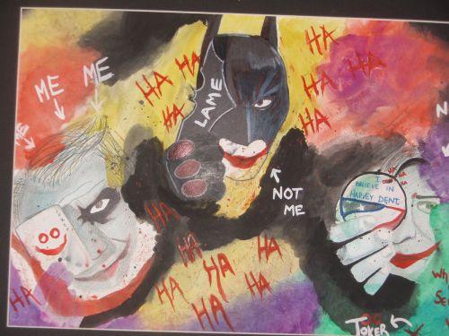 The Joker by DisneyDork