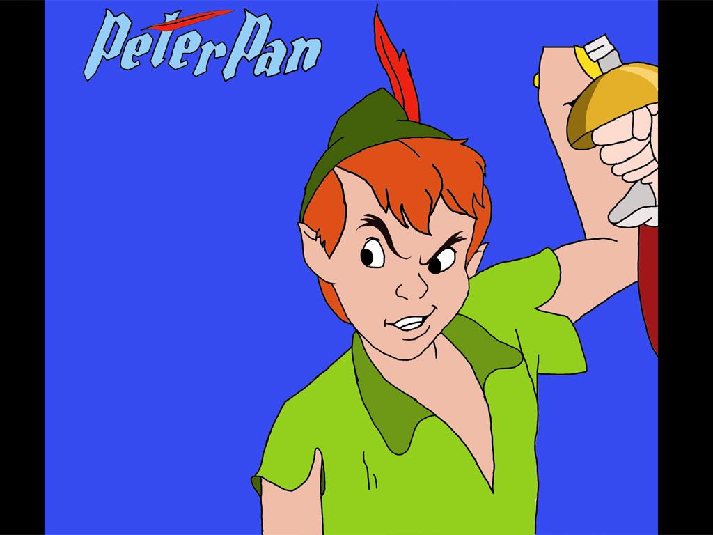 Peter Pan by DisneyDork