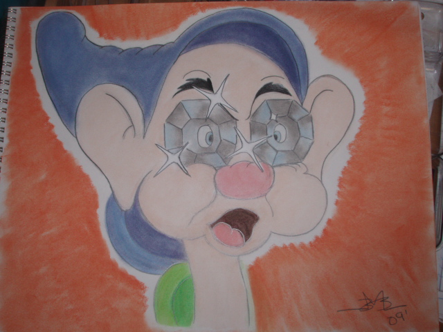 Dopey by DisneyDork