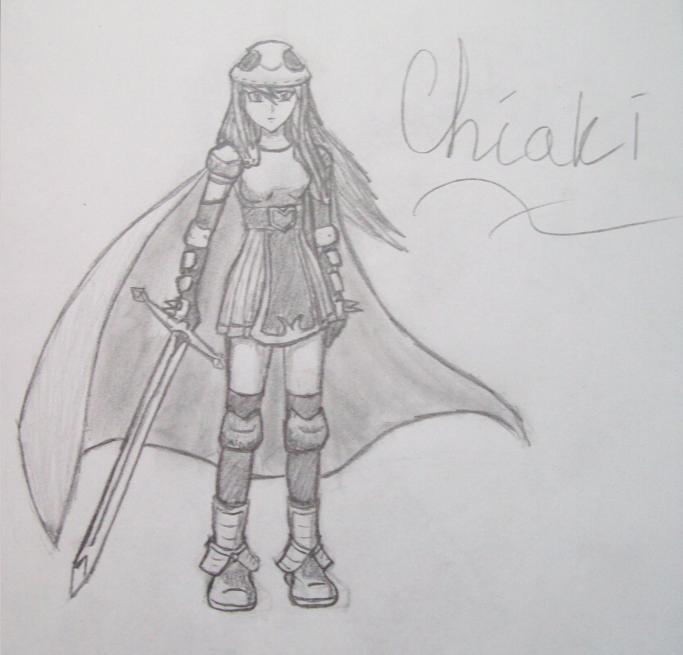 Lord Knight Chiaki by DistantDragon
