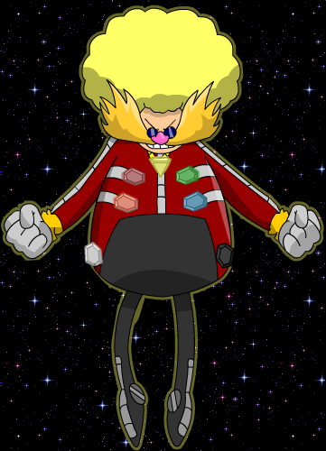 Super Eggman by DocEggman