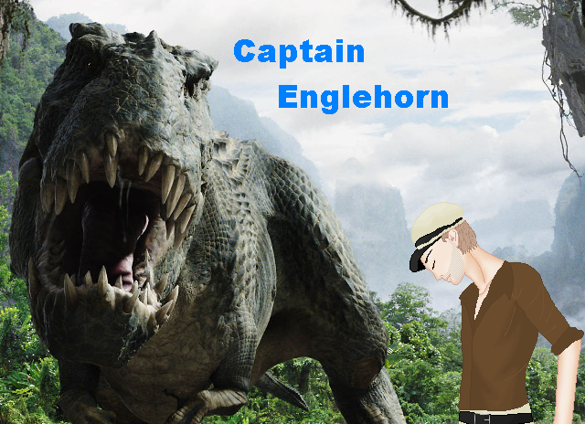Captain Englehorn by DoctorWhoFanatic