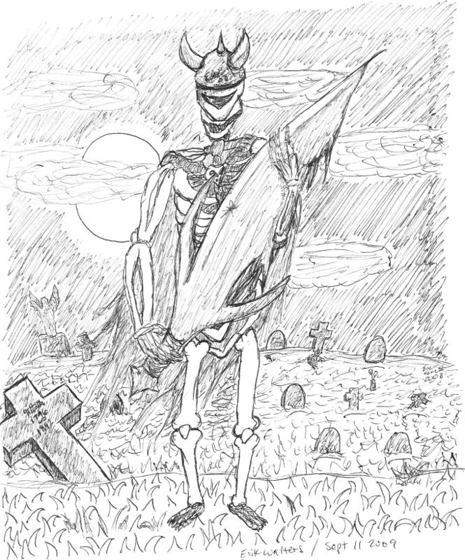 Runescape Bone Yard by Dominion