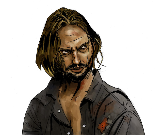 Sawyer by DrMecha