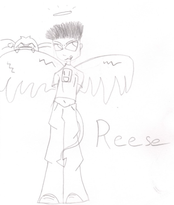 :RAC: Reese ♥ by DracoLuvur1