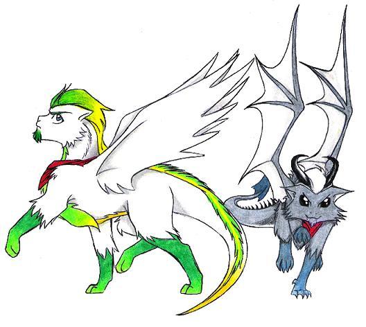 Jak Lunar Dragon (Request) by Dracoanimegurl