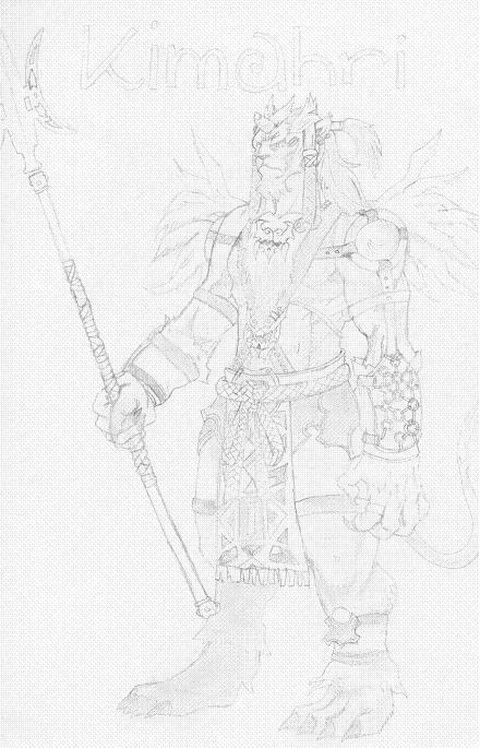 Kimarhi by Dracomaster