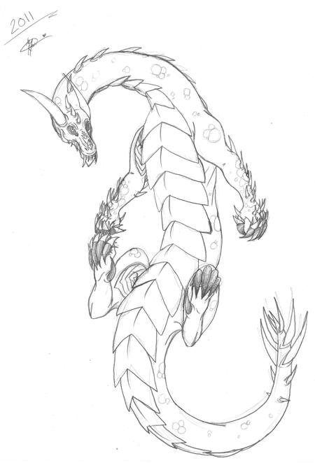 Random Dragon by Dragonia