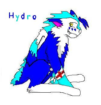 Hydro - Inferno gang by DragonxNekoxFire