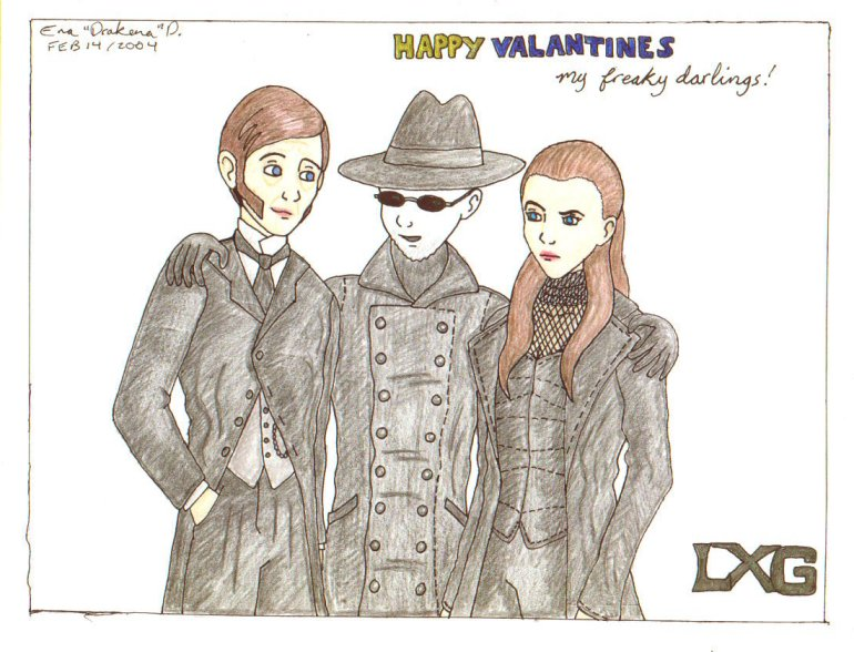 LXG - Happy Valantines by DrakenaTheDestroyer
