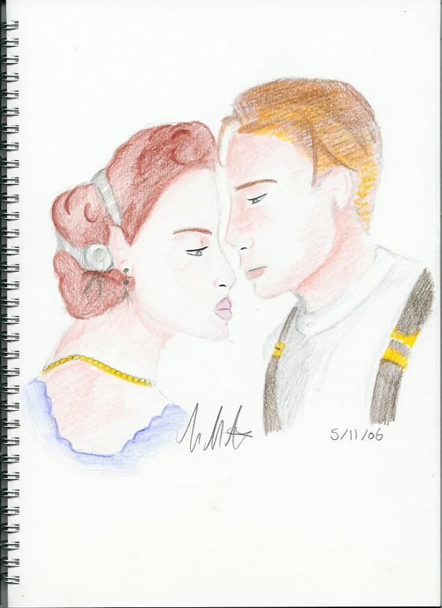 jack and rose (titanic) by Drakengardfan