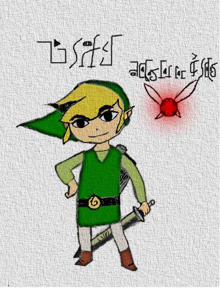 First Link fanart ^.^ by Dream_Fire