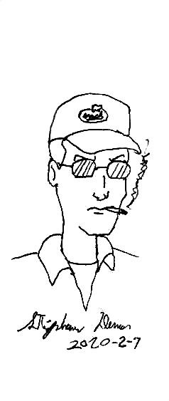 Dale Gribble by Dumas