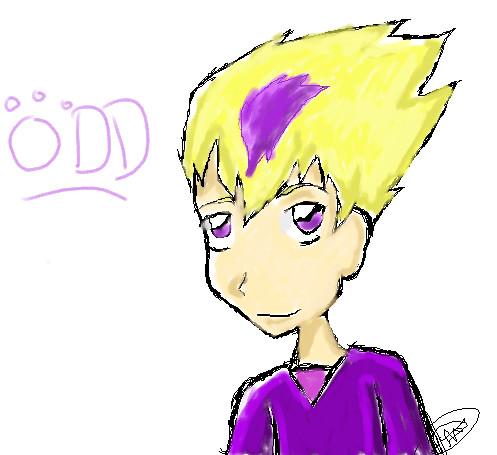 Purple by darc