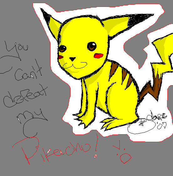 Pokeman'z D:< by darc