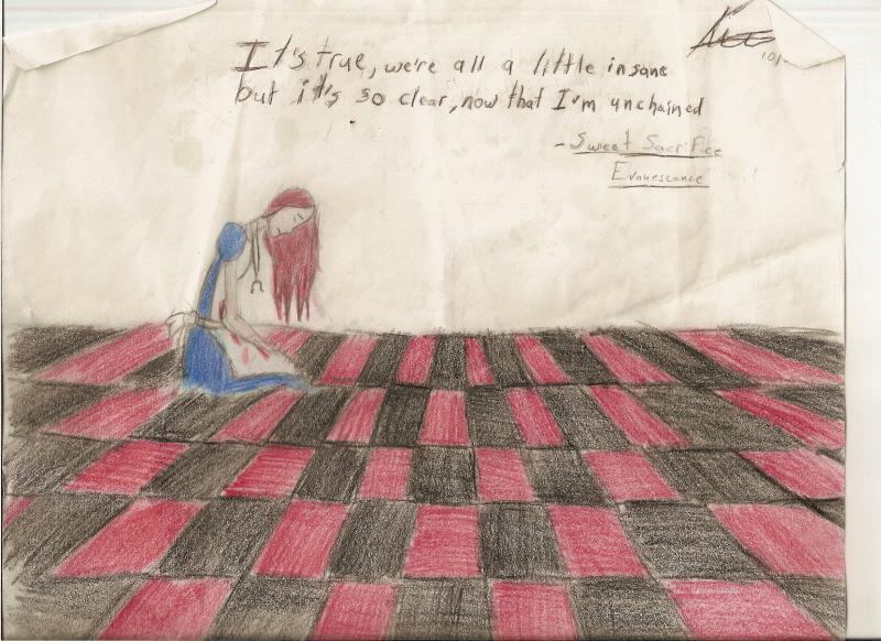 Alice - Sweet Sacrifice by darkXchild