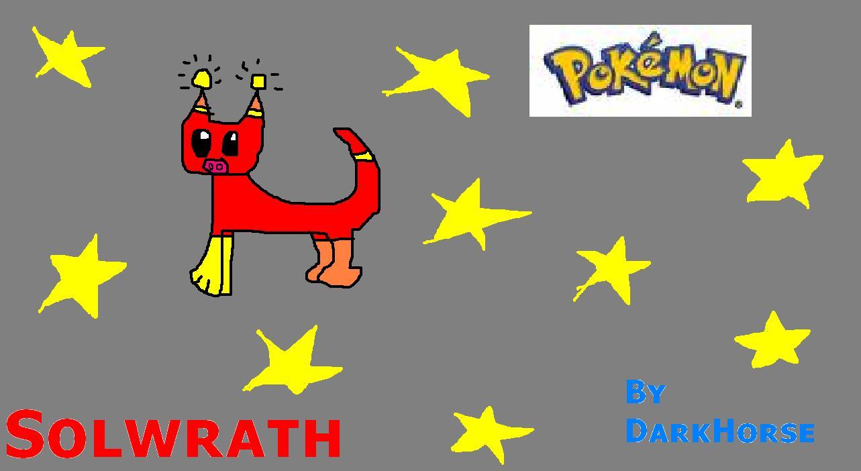 Solwrath! by darkhorse
