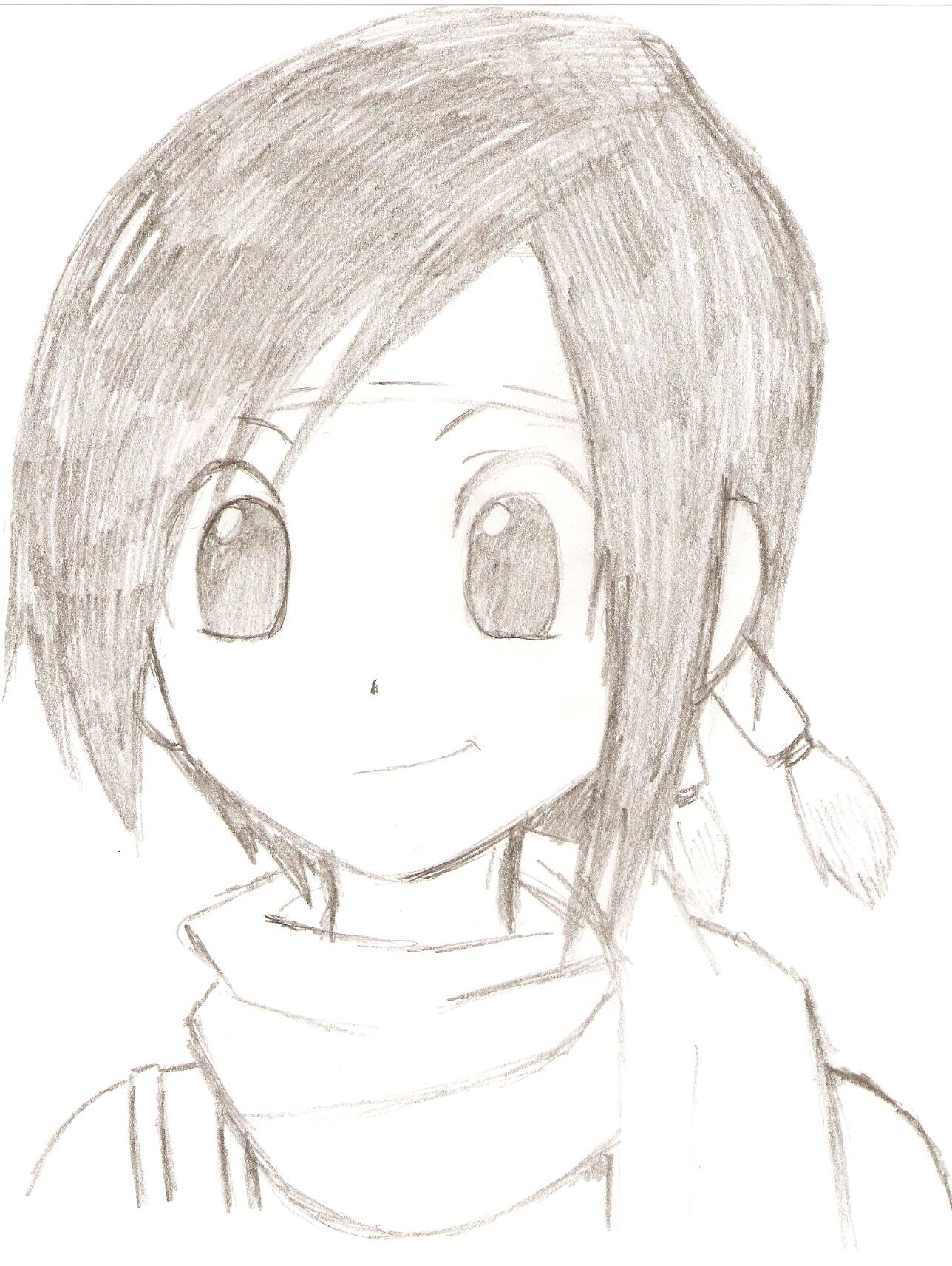 Yuffie by darkmoogle121