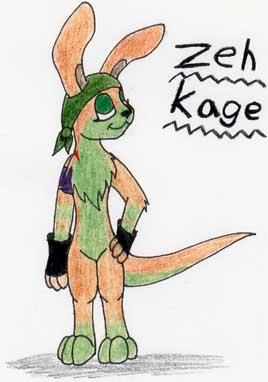 Zeh Kage! by darkravenofchaos