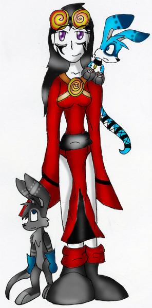 Own character - Raven by darkravenofchaos