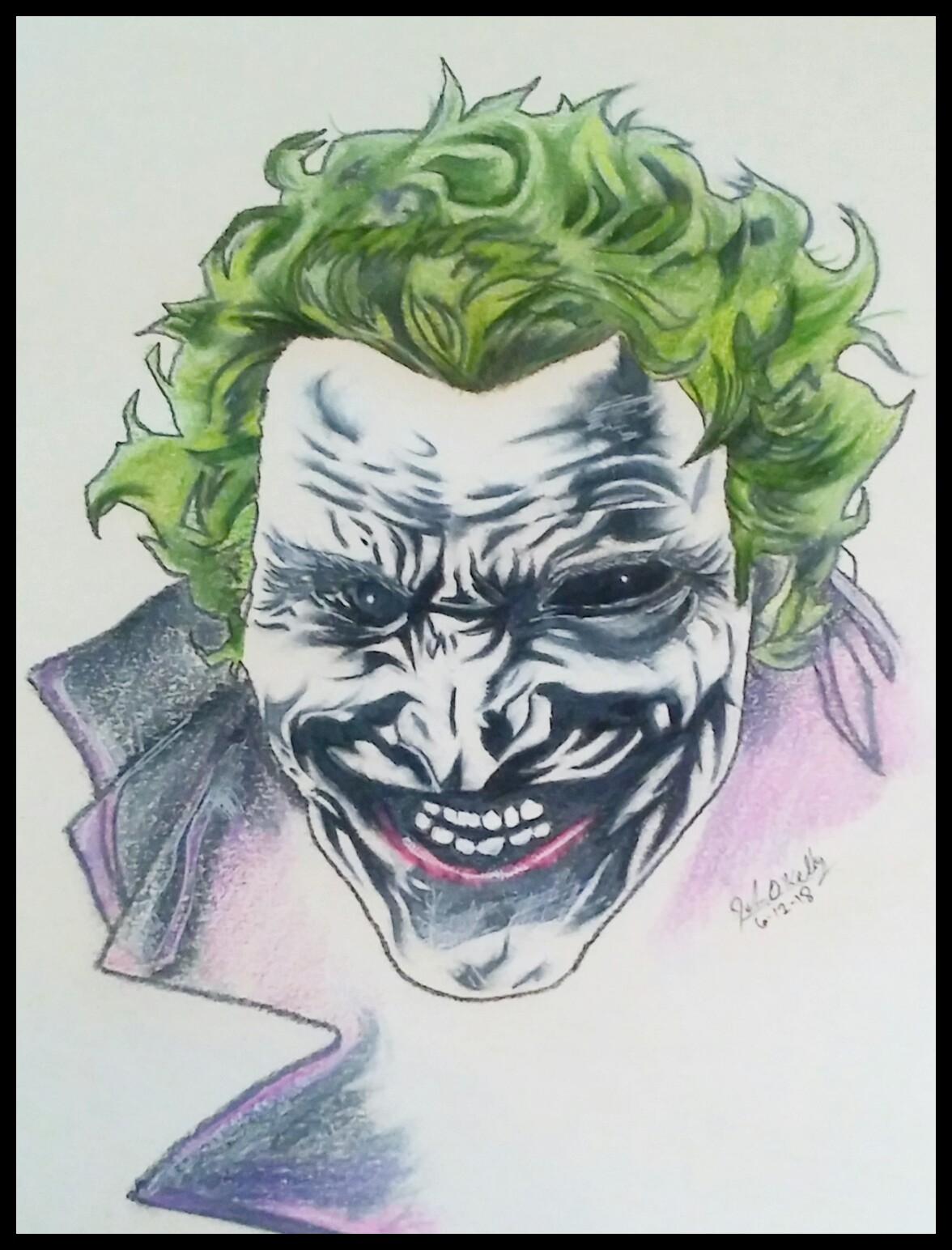 Joker by demonofsand