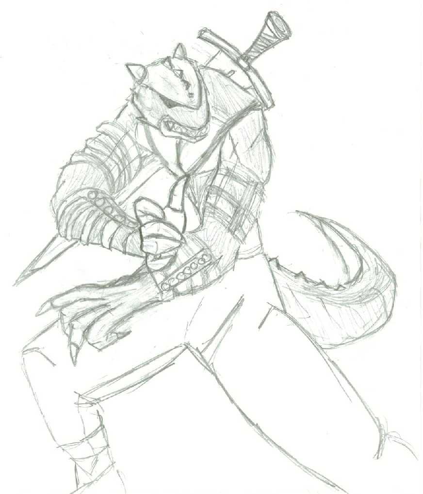 Ranoa Shadowsoul by despicable_me