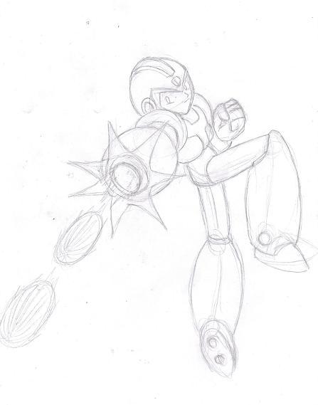 Megaman X by diablo